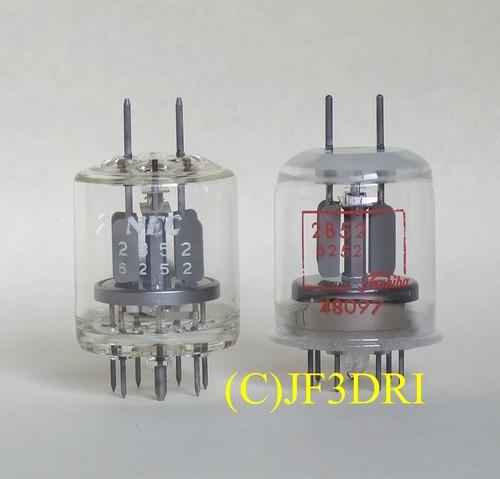 NEC & Toshiba 2B52/6252